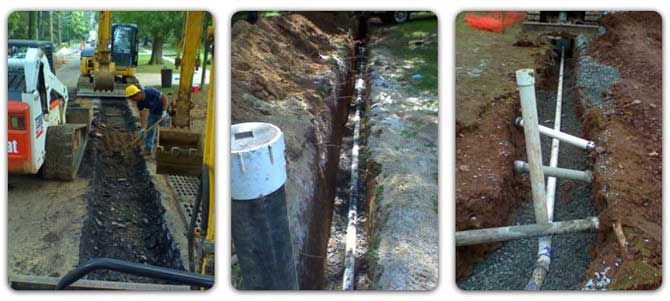 Sewer Repair NJ New Jersey drain service trenchless middlesex county